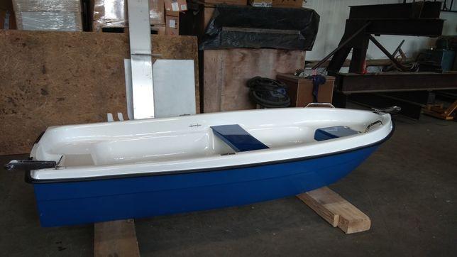 Nowa łódka kasia