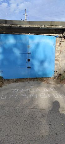 Продам гараж в кооперативе Донбасс