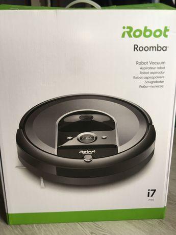iRobot roomba i7 na gwarancji
