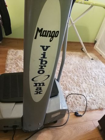 Platforma wibracyjna Mango Vibro Max