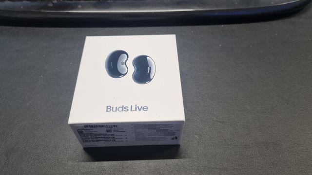 Oryginalnie słuchawki Samsung Galaxy Buds Live