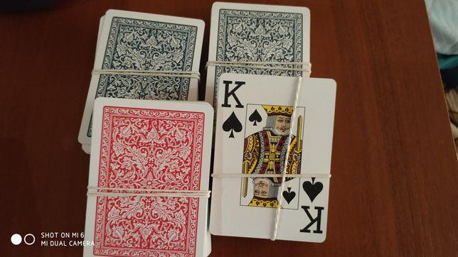 Продам игральные карты оригинал. 100% пластик. Состояние новых.