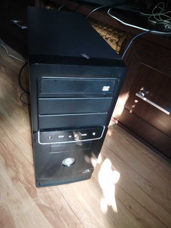 PC - AMD 4x2.2GHz 6GB RAM 320GB HDD GT430 1GB 400W
