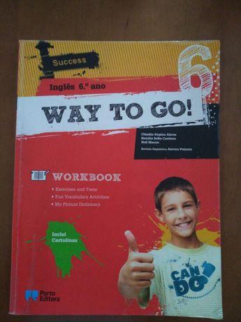 Caderno de atividades 6 ano - inglês