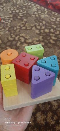 Cubika геометрический сортер