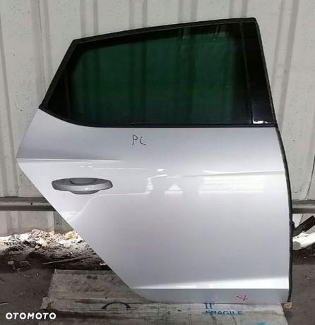 DRZWI PRAWE TYLNE SEAT LEON III 2016