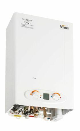 Ogrzewacz gazowy Ferroli Zefiro Eco-11 LPG