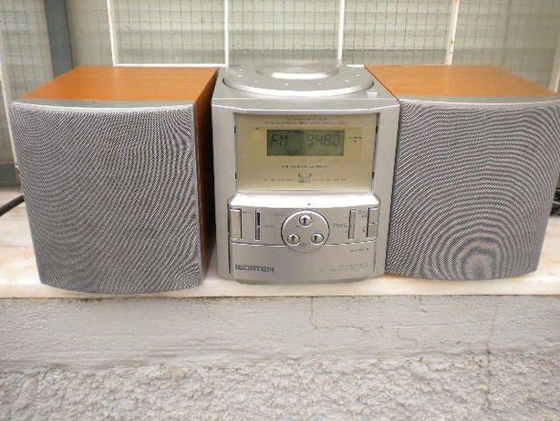 Radio + CD barato