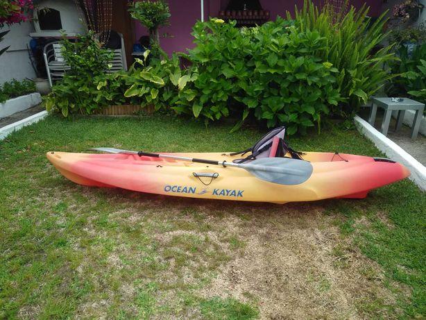 Kayak rígido de 1 lugar