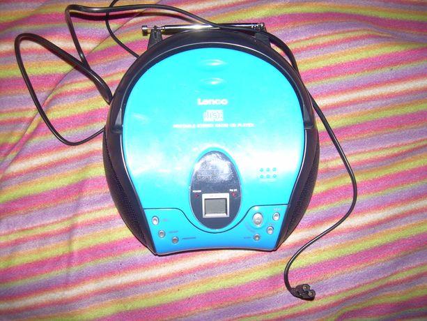 Dzieciece radio z odtwarzaczem CD