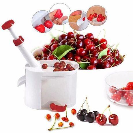 Вишнечистка машинка для вишни отделитель косточек вишни
