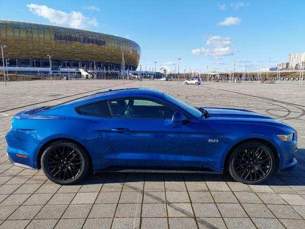 cesja leasingu - Mustang GT 2017 manual salon PL