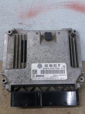 Komputer sterownik vw Caddy 1.9 tdi Bosch