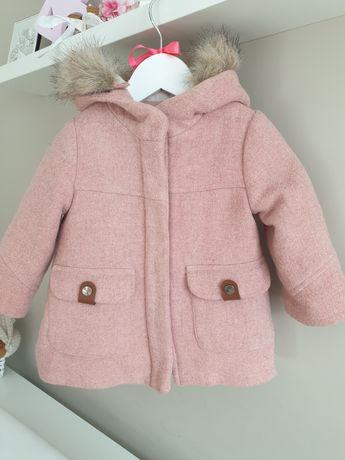 Płaszczyk Płaszcz kurtka budrysówka Zara 80