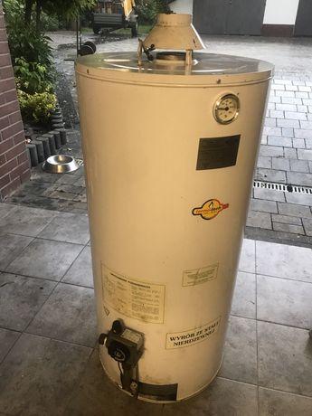 Gazowy pojemnościowy podgrzewacz wody termo Tech