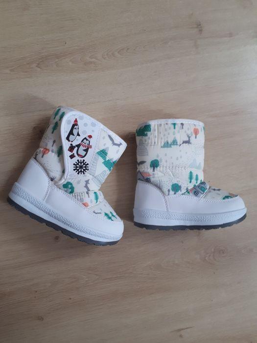 Сапоги 16 см сапожки обувь зимняя ботинки валенки дутики Херсон - изображение 1