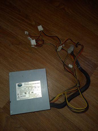 Блок питания ПК, компьютера ATX Cooler Master 400 Вт