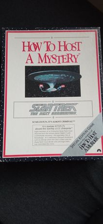 Star Trek - How to Host a Mystery - gra