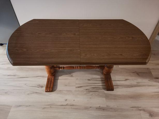 Ławostół drewniany 120x70