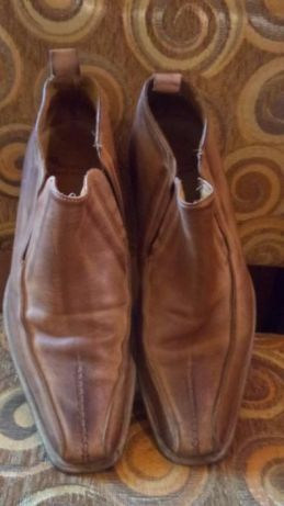 Мужские ботинки Весна Осень