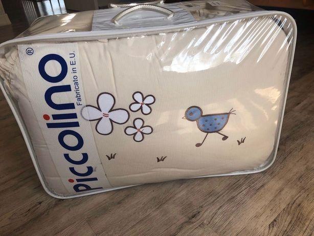 Детский постельный комплект в кроватку Piccolino
