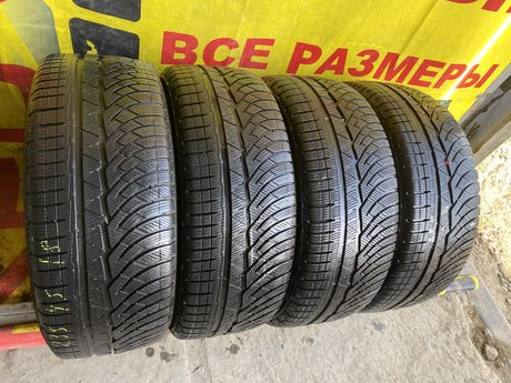 Michelin Pilot Alpin PA4 235/45 R18 98V