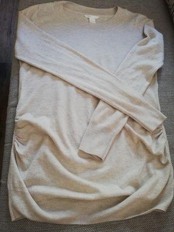 Sweterek ciążowy H&M MAMA 38/M