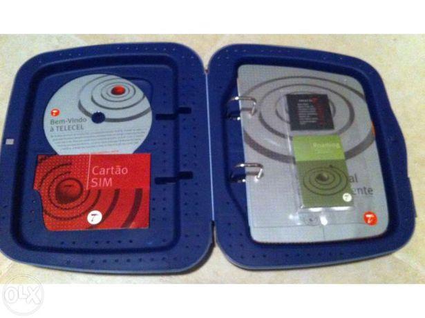Caixa telecel - nexicel - pacote empresarial rara