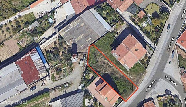 Terreno com 475 m2 e viabilidade de construção - Pedroso, Vila Nova de
