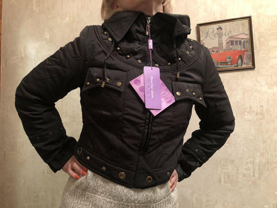 Куртка новая короткая Николаев - изображение 1