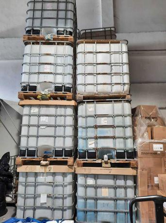 Depósito cubo IBC 1000 Lts