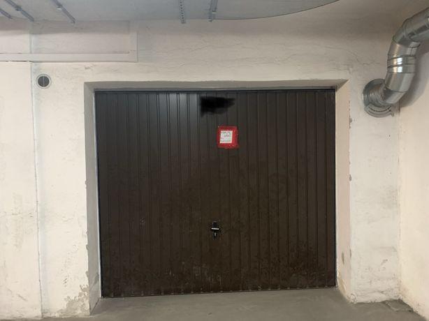 Wynajme garaż podziemny