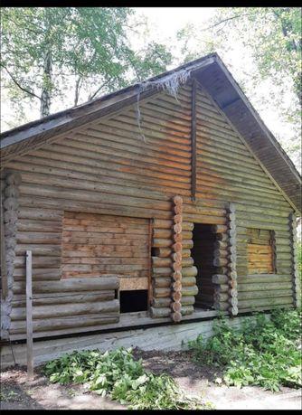 Продам дом из сруба  г.Святогорск