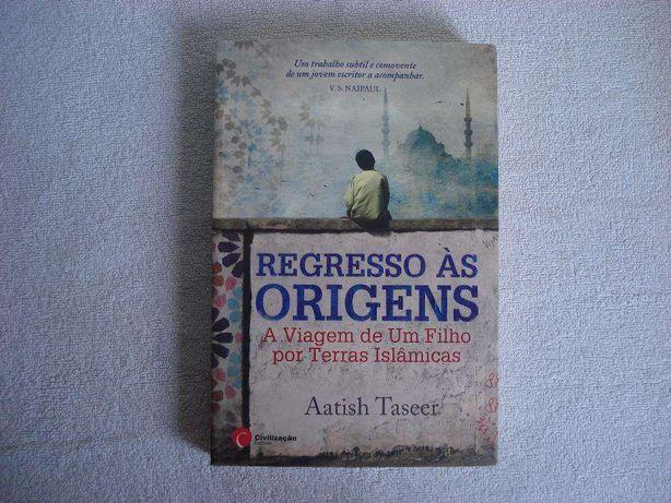 """Aatish Taseer - """"Regresso Às Origens"""""""