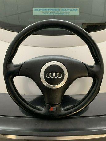 volante audi tt mk1 8n sport completo com airbag