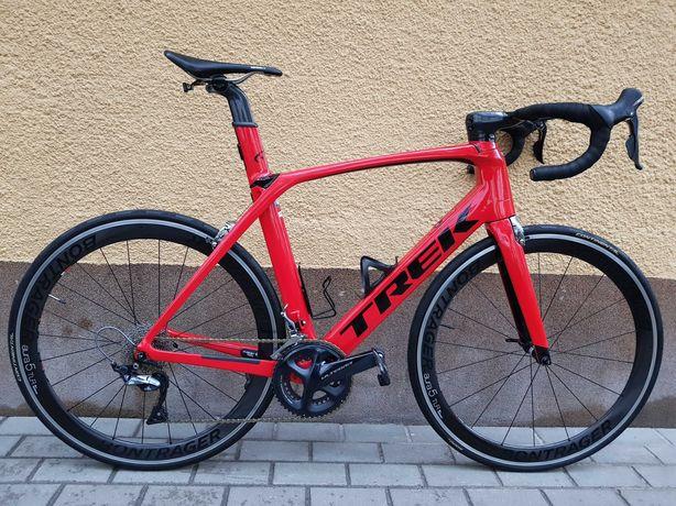 Rower szosowy trek madone 9.2 roz 58 ultegra r8000 carbon triathlon