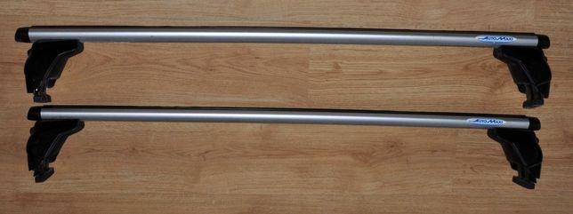 bagażnik dachowy aluminiowy firmy AUTOMAXI