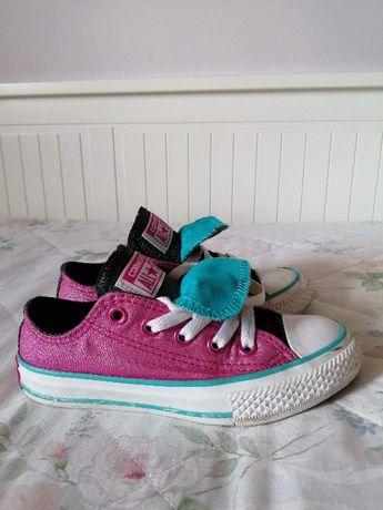 Converse dziewczęce trampki 28.5