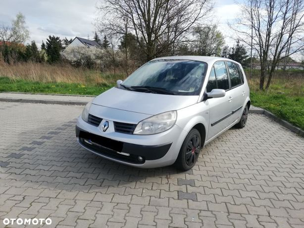 Renault Scenic Renault Scenic II
