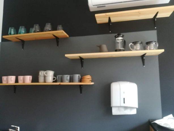 Półki drewniane rozne wymiary