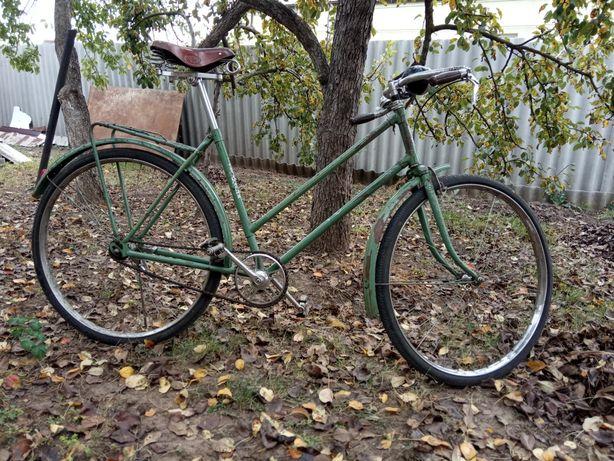Рама велосипеда Украина,дамская.