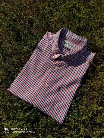 Рубашка Barbour London x Burberry x Aquascutum