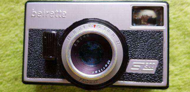 Pamiątka z PRL aparat z DDR BEIRETTE SL300 100% sprawny.