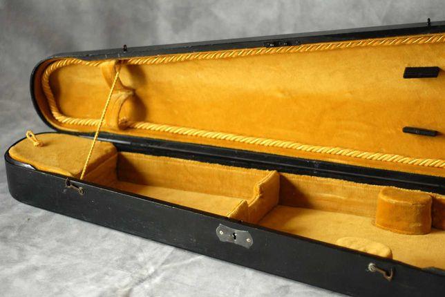 Caixa de violino antiga