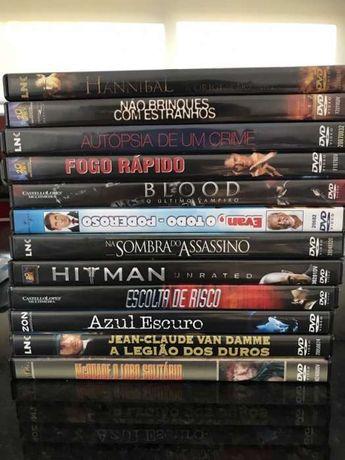 Pack DVDs (13)