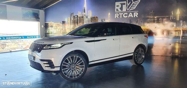 Land Rover Range Rover Velar 3.0 D R-Dynamic HSE