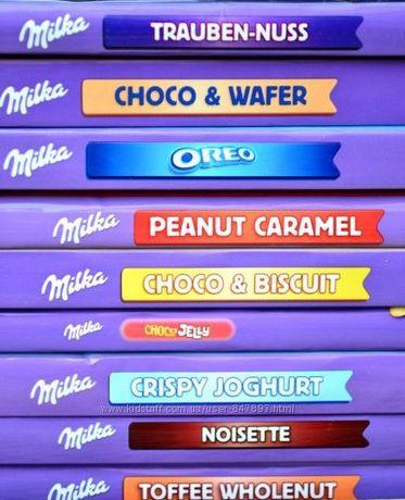 Шоколад Milka 300g Милка мілка