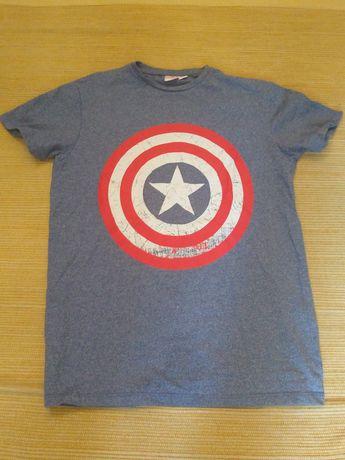 Tshirt Marvel Capitão América