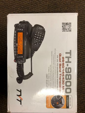 Radiotelefon Tyt th-9800 okazja