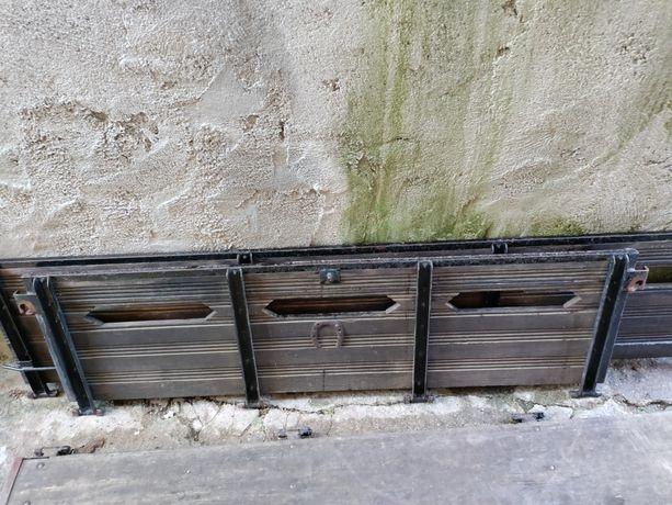 Taipais de madeira